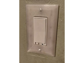 Decora Switch Plate