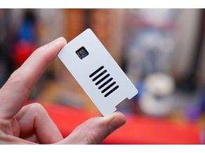 Wemos / Lolin D1 Mini + Adafruit SHTC3 sensor case