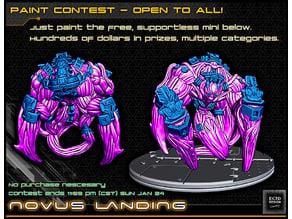 Hive Lurker - 28-32mm Gaming - Novus Landing