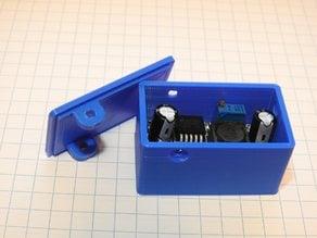 Case for HW-411 / LM2596 adjustable DC regulator
