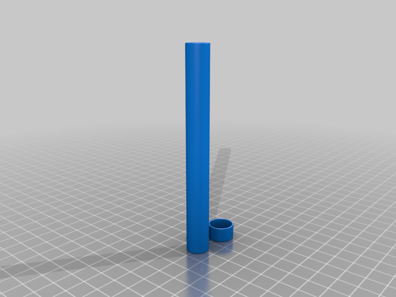Simple cigarette / joint tube