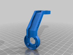 Penultimate Upair One - Fixed Gimbal Mounting