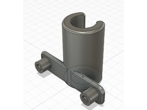 Anycubic X-Carriage Cable Support