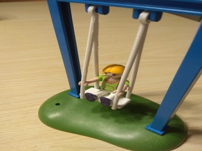 swing spare parts (Playmobil compatible)