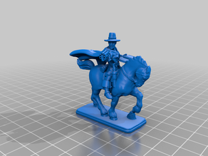 Mounted Witch Hunter