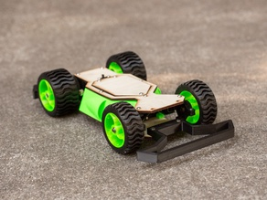 DIY RC Street Racing Car V2