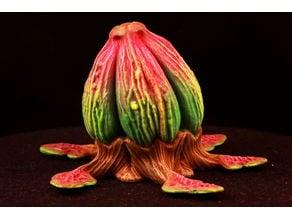 "Tabletop plant: ""Umbrella Gland"" (Alien Vegetation 30)"