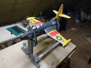 RC Plane Stand