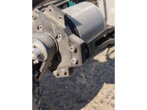 IDEA Motor mount Bashguard