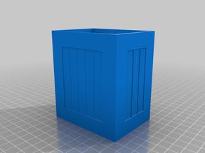Simple cargo box