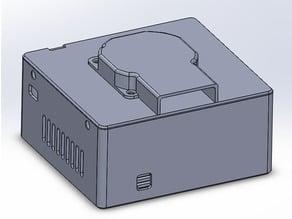 Electronics Case Left Side Geeetech A10