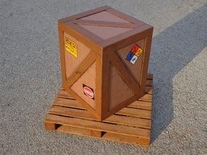 Crate Deck Box (MTG)