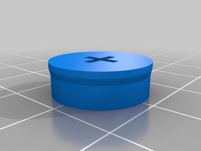 Screw cap for Vibiemme (VBM) Domobar Steam/Water Tap
