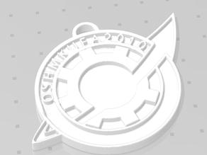 Steins Gate Pin Badge