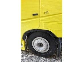 rc truck 1/14 front rim