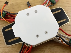 Bottom Cover for F330 Drone Frame