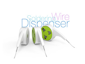 Soldering Wire Dispenser