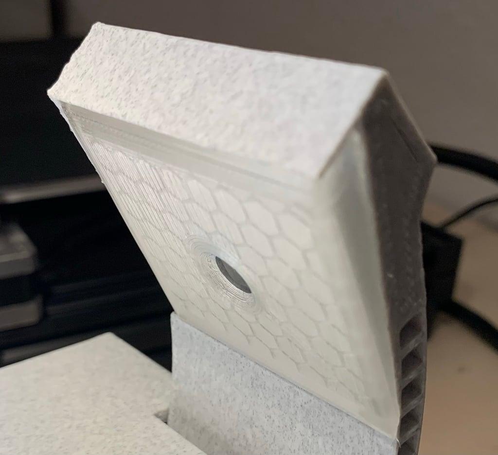 LED Dffuser for Scube Mini 3D Scanner