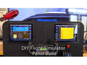 Flight Simulator Flight Board