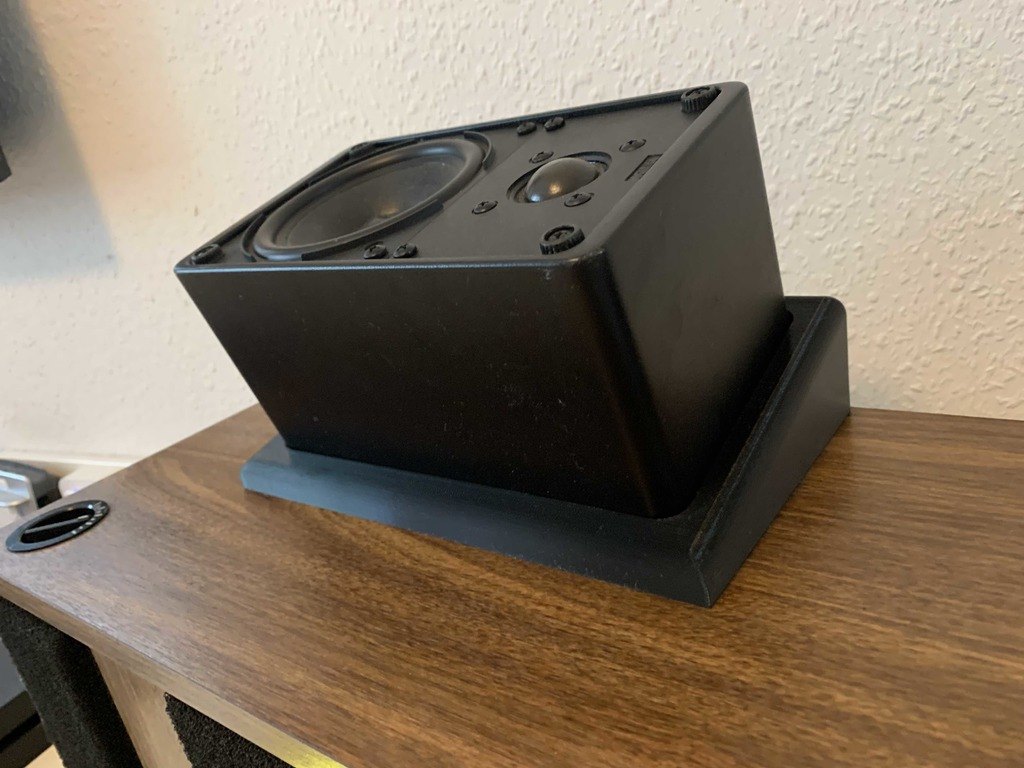 Canton Plus S Dolby Atmos Stand