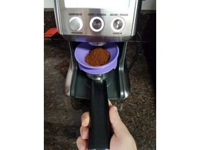 Coffee Dosing Ring (Parametric - Fusion 360)