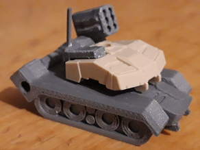 Tank addon parts for Royroy (Alto ver.) [30MM]
