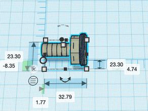 MixerTap Hose connector