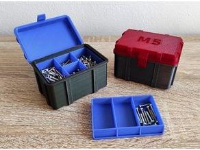 Small stuff organizer - screws, nuts, fastener 1.4