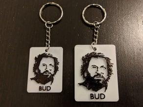 Bud Spencer portrait or keychain