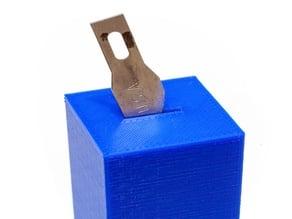 Sharp Blade Disposal Boxes