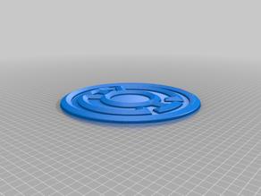 Blue Lantern Corps Emblem