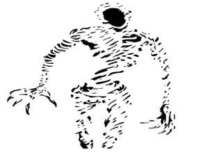 Ajin stencil