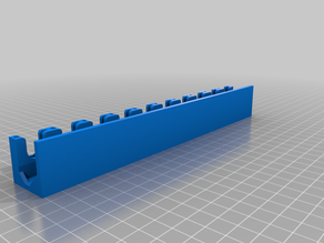 Juki Nozzle Storage Rack