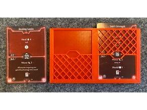 Gloomhaven card holder
