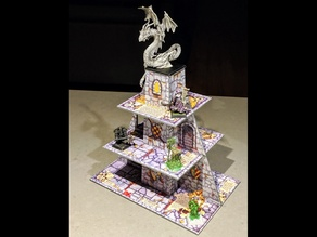 Dragon's Tower for Talisman 3rd edition