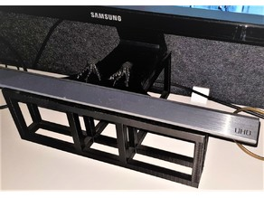 2x Monitor Stand / Riser (200 and 280mm)