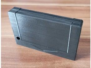 Reworked MSX cartridge case for non-Konami boards