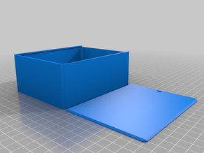 My Customized Round Box with Lid 3.0