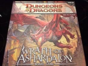 D&D Wrath of Ashardalon token trays