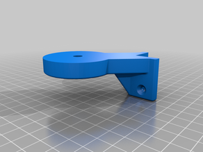 WYZE Pan and Tilt Offset Corner Mount (270 Degrees) / Can be inverted.