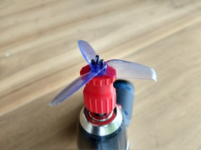 2 mm Drill tool for micro size propellers