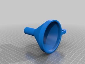 reinforced funnel