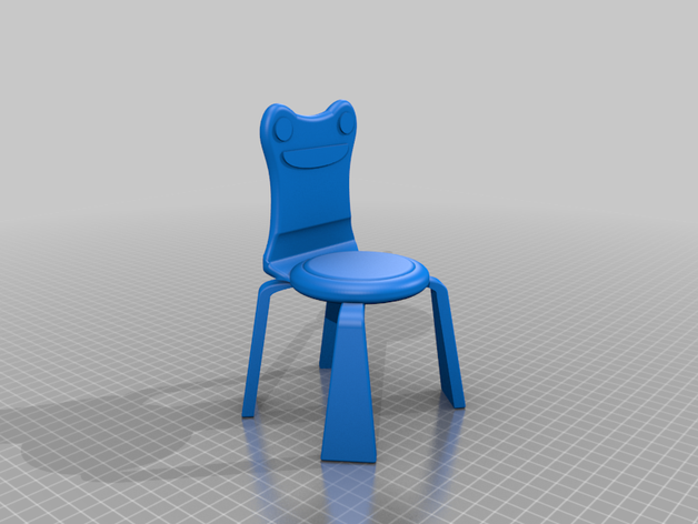 Comments For Froggy Chair Animal Crossing By Not Post Thingiverse