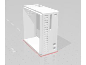 Mac Quadra 700 micro (pi zero)