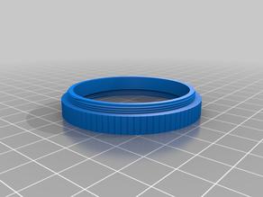 Adapter lens ring 48-49 mm