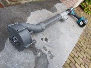 water pump cordless drill high volume