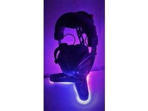Headphones Stand - RGB led