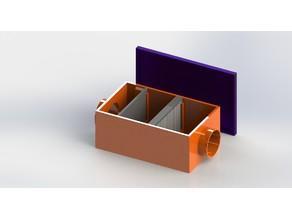 Printer Air Filter Box