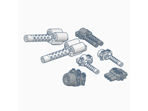 GASLANDS: Freeway Flier Weapons Pack