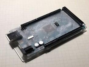 Arduino Mega Rev3  board cover (light)